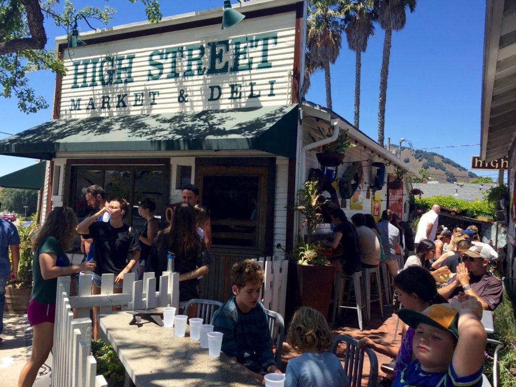 San Luis Obispo Popular Fast Food