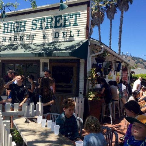 High Street - San Luis Obispo