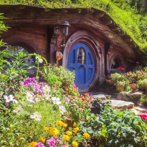 Hobbiton House New Zealand